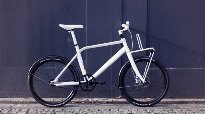 The sleek new ThinBike by Schindelhauer