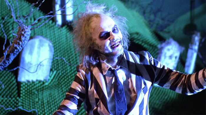 Tim Burton confirms 'Beetlejuice' sequel