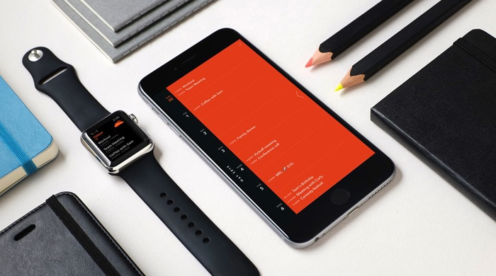 Moleskine release Timepage – a gorgeous new calendar app