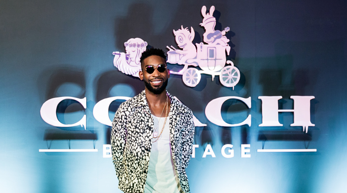 Coach Backstage presents Tinie Tempah in concert