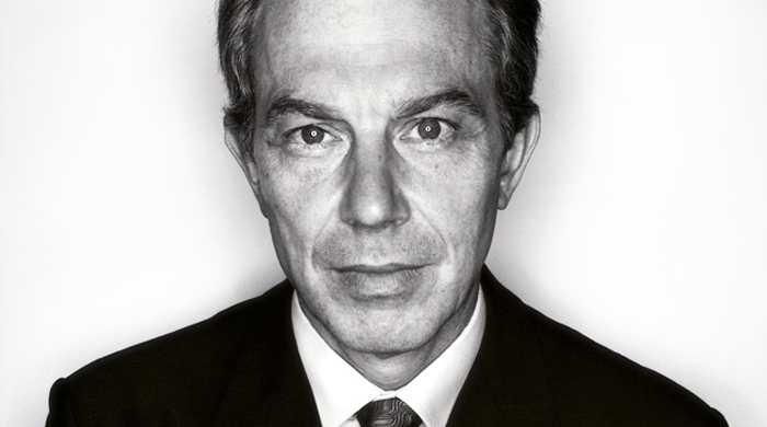 Is Tony Blair about to open an office in Abu Dhabi?