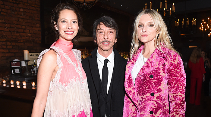 Inside the Valentino Pre-Fall '17 dinner in New York