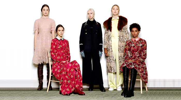 First look: Valentino's New York Pre-Fall '17 collection