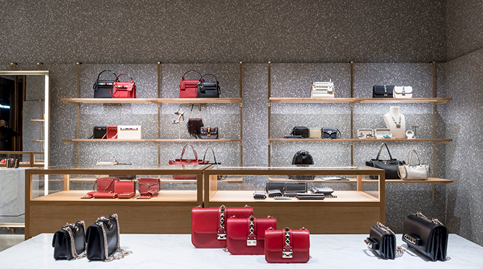 Now open: Valentino opens flagship store in London