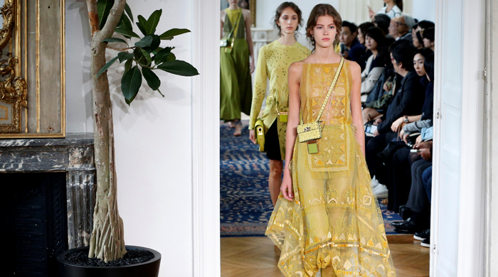 Valentino to show Pre-Fall collection in New York