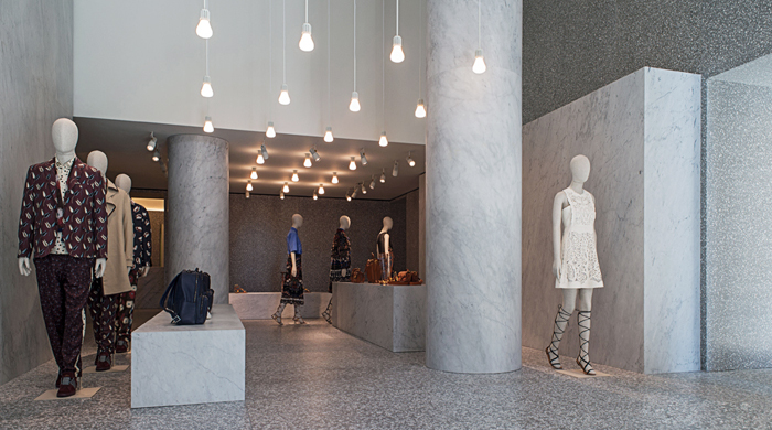 Valentino opens new Rome flagship