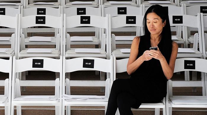 """I was fearless. I wasn't a bridal designer"" – Vera Wang on dreams and dream dresses"