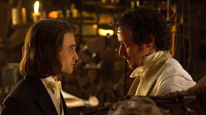 Watch now: The new trailer for 'Victor Frankenstein'