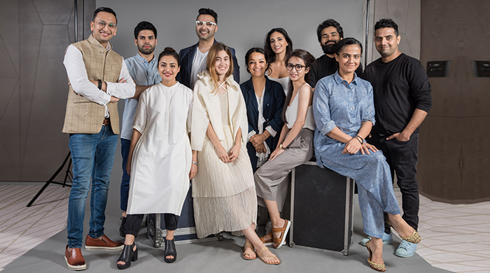 Announced: Antar-Agni and Bodice win the International Woolmark regional prize