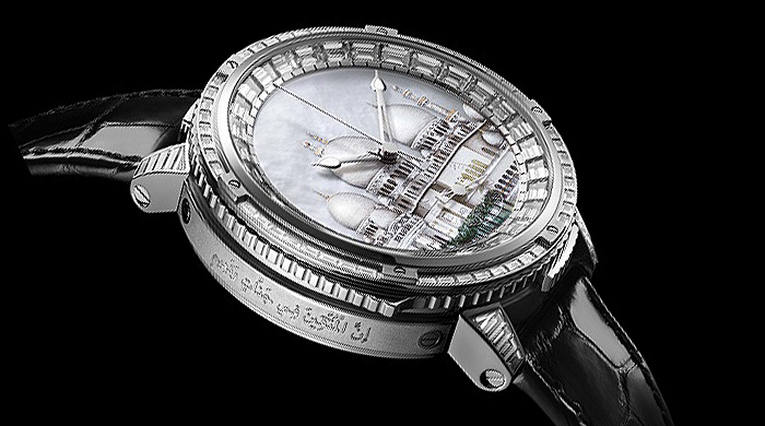Louis Moinet creates an exclusive timepiece for the Year of Zayed