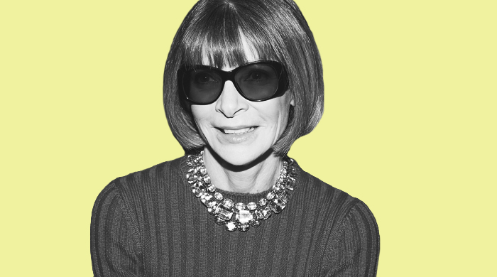 Call for bids: You can meet Anna Wintour for $25,000