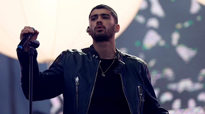 The Kooples name Zayn Malik as first menswear muse
