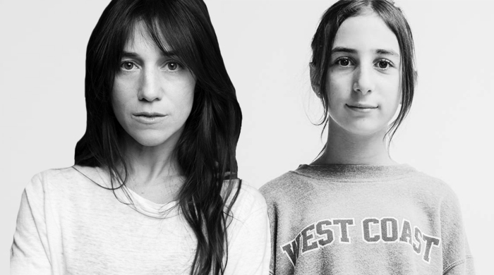 It's a family affair: Charlotte Gainsbourg, husband and daughter star in new campaign