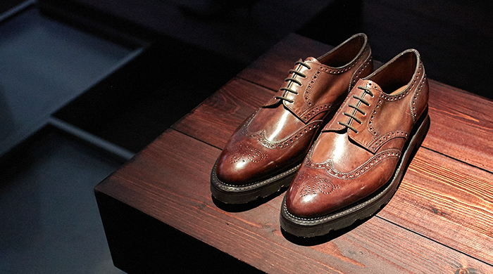 First look: John Lobb's Fall/Winter '17 collection