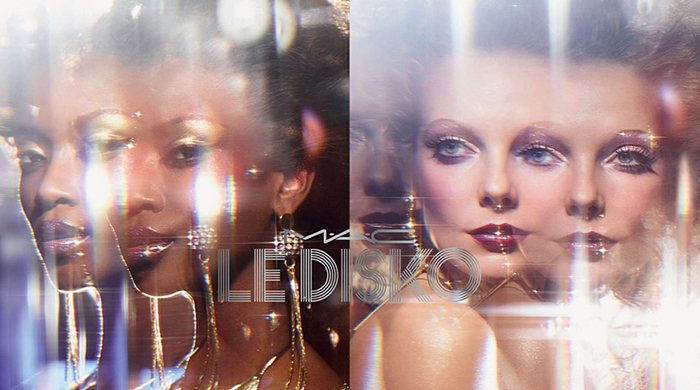 Dancing queen: MAC Cosmetics unveil the new 'Le Disko' collection