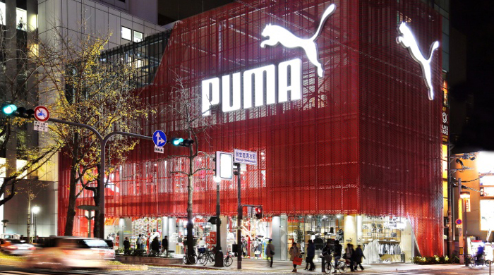 Kering said to be considering Puma sale