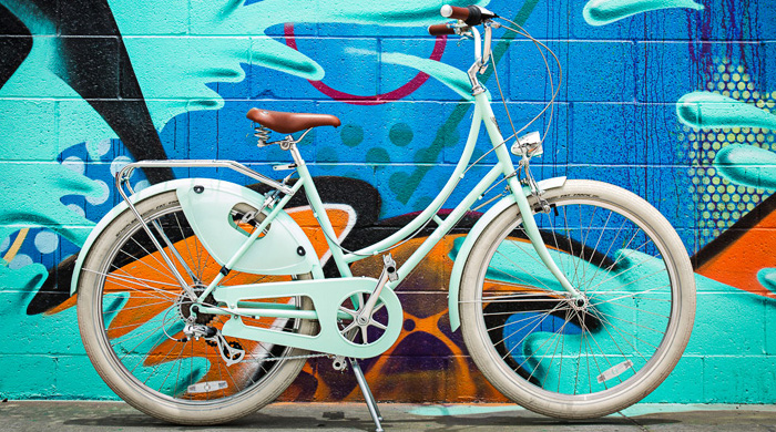 'The Dreamer' by Peace Bicycles