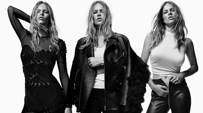 Your first look at Alexander Wang's special anniversary collection is here