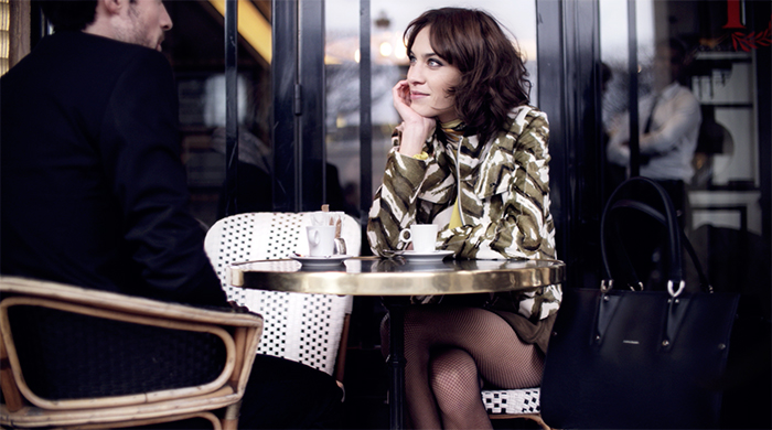 Watch now: Alexa Chung's new Longchamp video