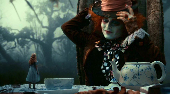 Alice in Wonderland: Take two