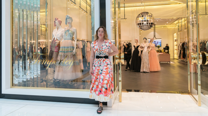 """There's so much to be done in the world of fashion"" - Alice Temperley on sustainability"
