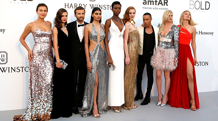 Inside the amfAR Gala in Cannes: Red carpet arrivals
