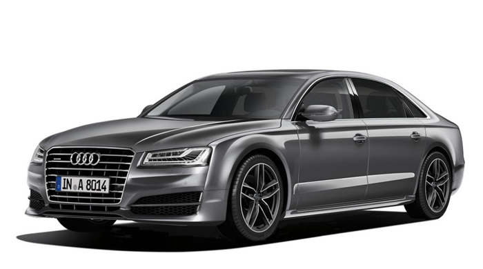 Audi releases the new A8 21 edition