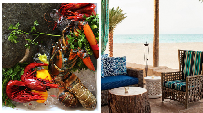 Cool weather dining: The best beachside restaurants in Dubai and Abu Dhabi