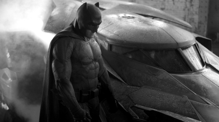 First look: Ben Affleck starring as the new Batman