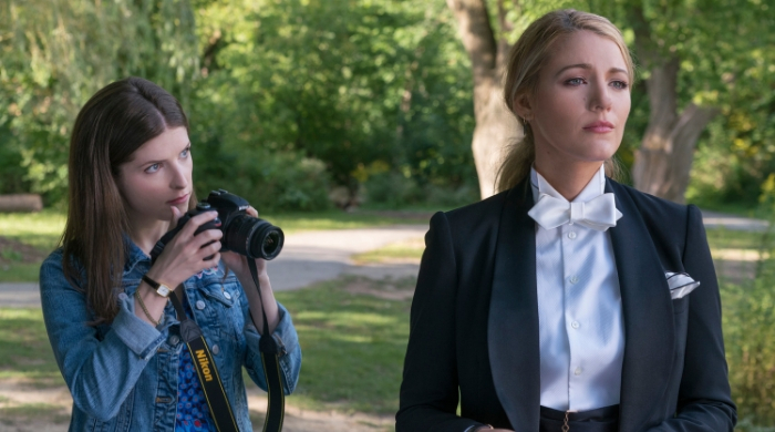 Blake Lively has revealed the surprising inspiration behind her wardrobe for 'A Simple Favour'