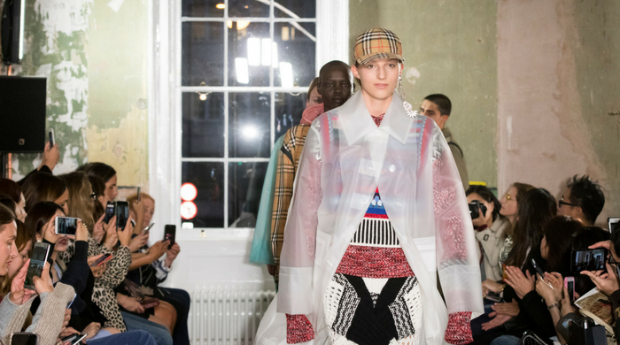 Just in: Burberry to re-issue a collection of archival pieces
