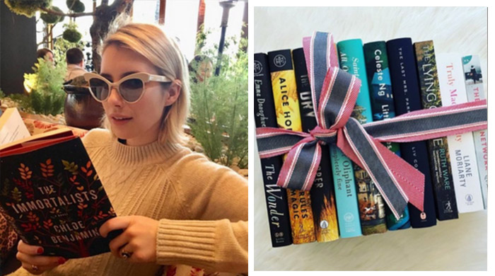 4 celebrity book clubs to join now