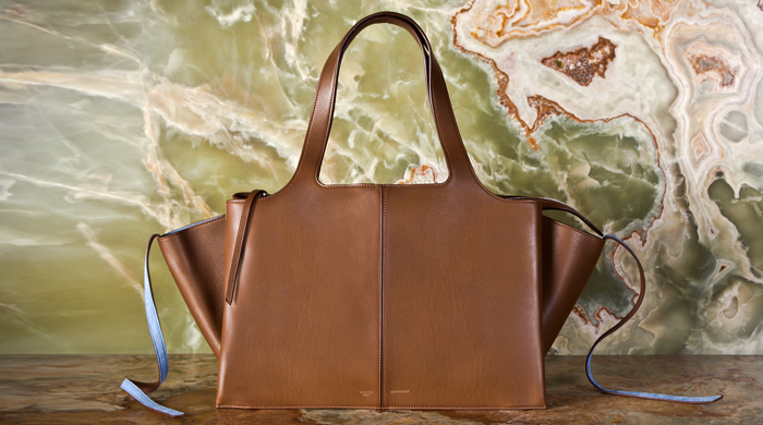 Exclusive: Celine's fashion-focused Tri-Fold unveiled