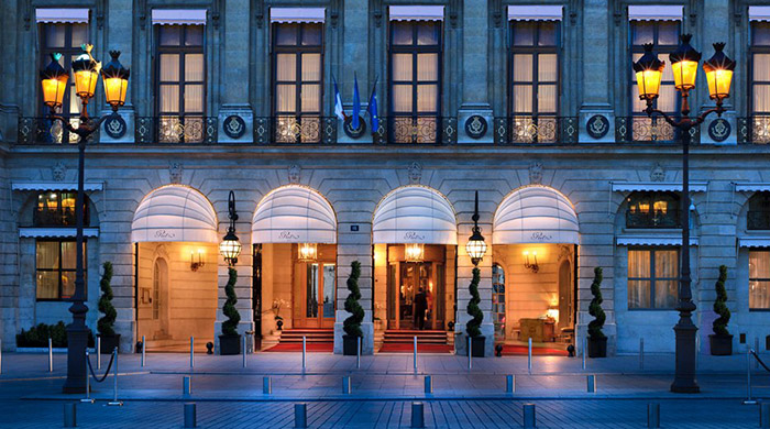 Confirmed: Chanel will open a spa at The Ritz in Paris