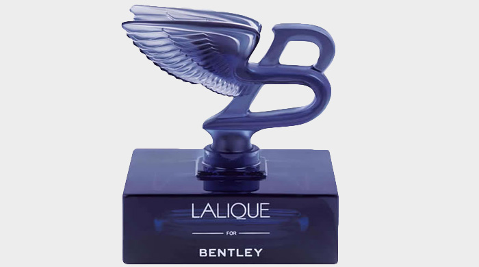 Introducing Lalique – a fragrance by Bentley