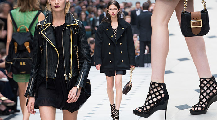 London Fashion Week: Burberry Spring/Summer 16