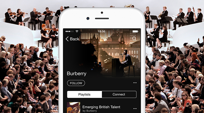 Burberry to host special channel on Apple Music