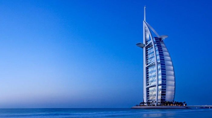 Dubai's Burj Al Arab is set to host helipad weddings