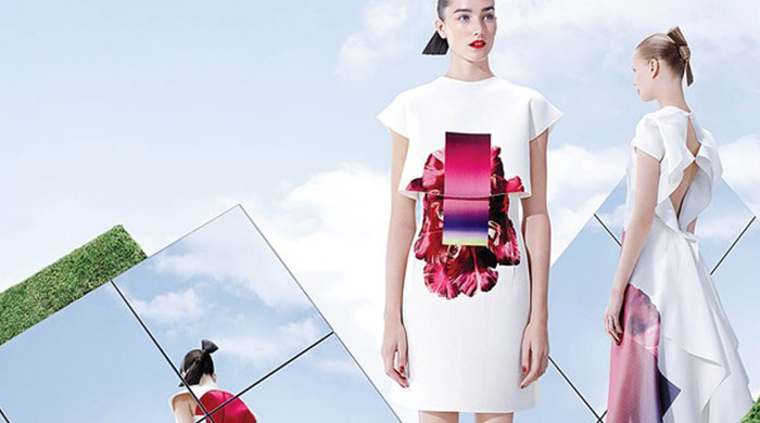 First look: Carolina Herrera's new campaign for Spring/Summer 15