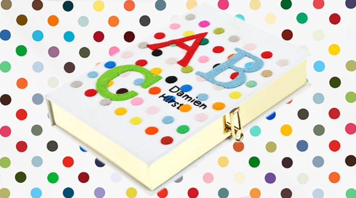 Object of desire: Damien Hirst's ABC for your wardrobe