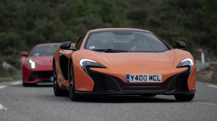 Watch now: /DRIVE takes 3 super cars to Monaco