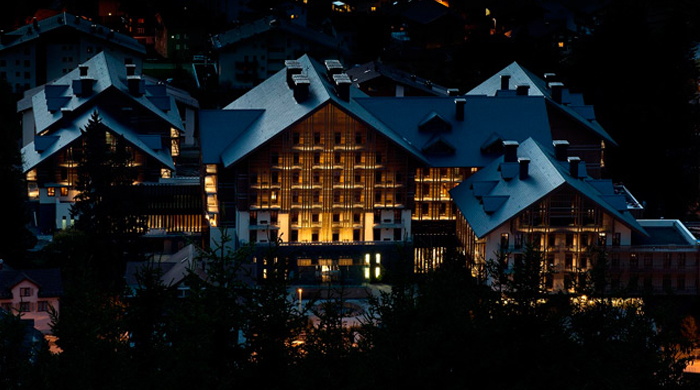 GHM Hotel Group opens a new hotel in the Alps