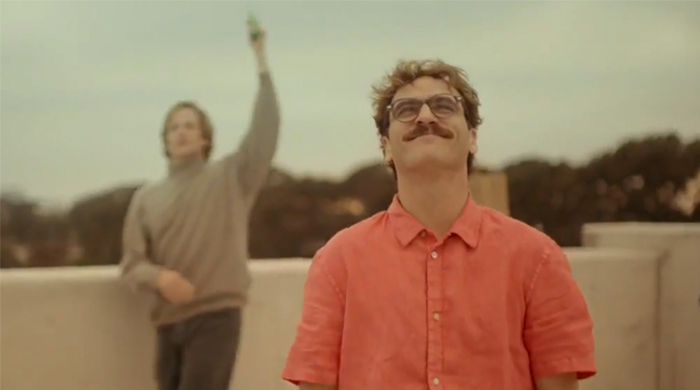 Watch: a new short film inspired by Spike Jonze's Her by Lance Bangs