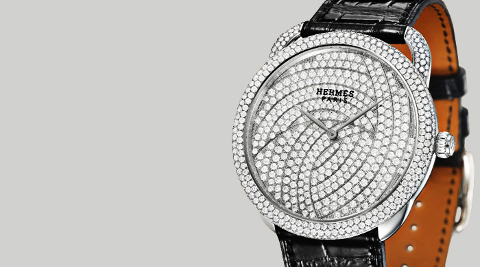 Hermès opens its first stand-alone fine watch and jewellery boutique in the UK