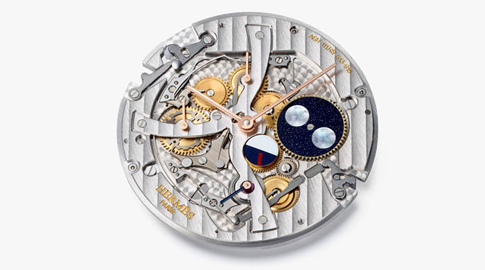 Hermes presents first new watch collection in almost 20 years