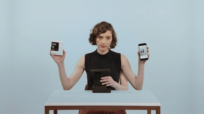 Watch now: The brilliant instructional video for the Impossible Instant Lab