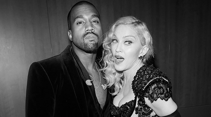 Madonna dishes out advice to Kanye West