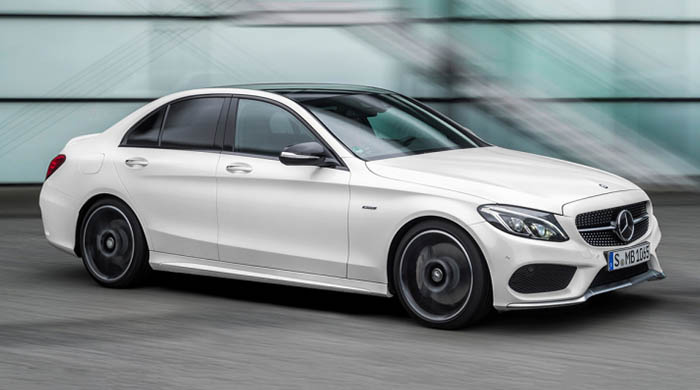 Mercedes-Benz debut the latest model from its new AMG Sport line