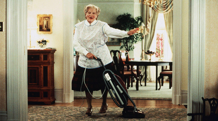 A Mrs. Doubtfire sequel is in the works