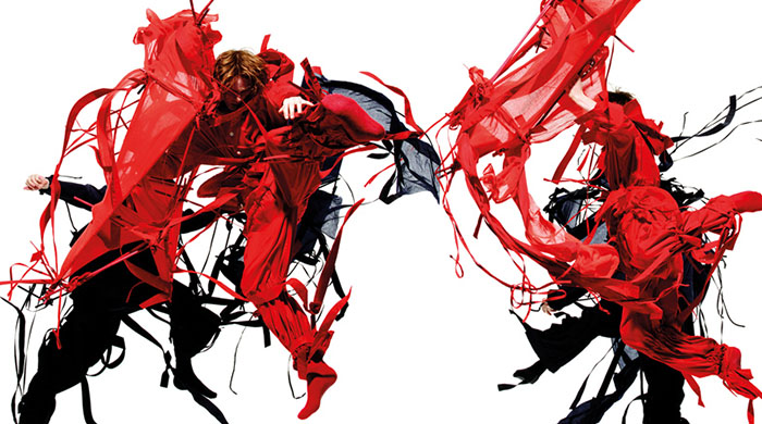 Craig Dean collaborates with Nick Knight for Autumn/Winter 15 campaign